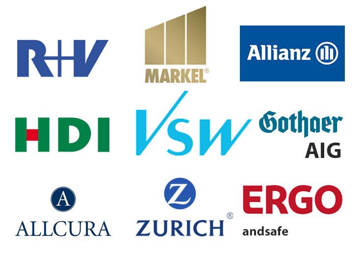 Berufshaftpflicht Vergleich | Neben der Provinzial Münster Versicherung weitere Versicherer im Rechner